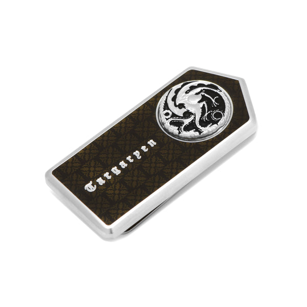 Targaryen Filigree Money Clip