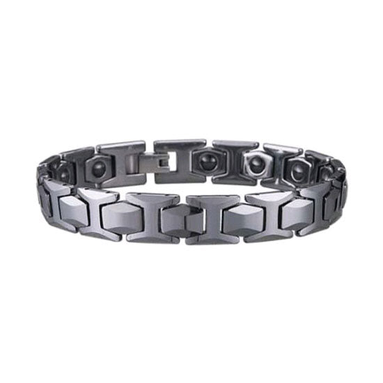 Men's Tungsten Link Bracelet, 8.50 Inches
