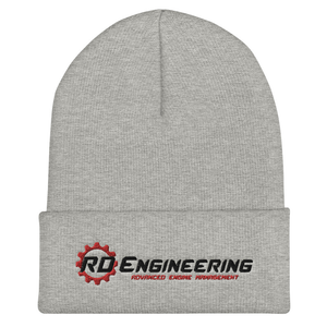 RD Engineering Beanie - Gray