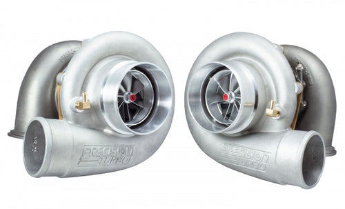 2600 HP Mirror Image GEN2 PT7675 Turbochargers