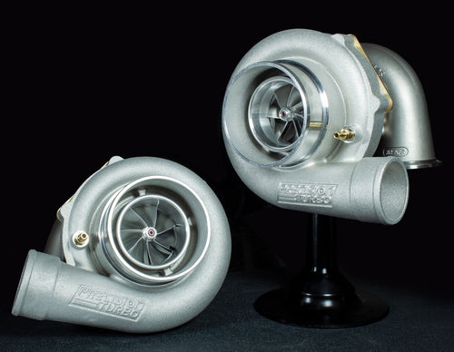 1800 HP Mirror Image GEN2 PT6466 Turbochargers