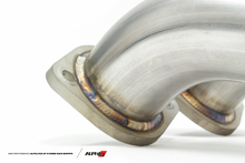 Load image into Gallery viewer, Alpha Performance R35 GT-R 90mm Race Midpipe