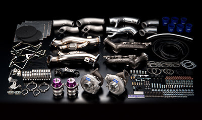 HKS GT-R R35 GT1000 Full Turbo Kit