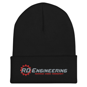 RD Engineering Beanie - Black