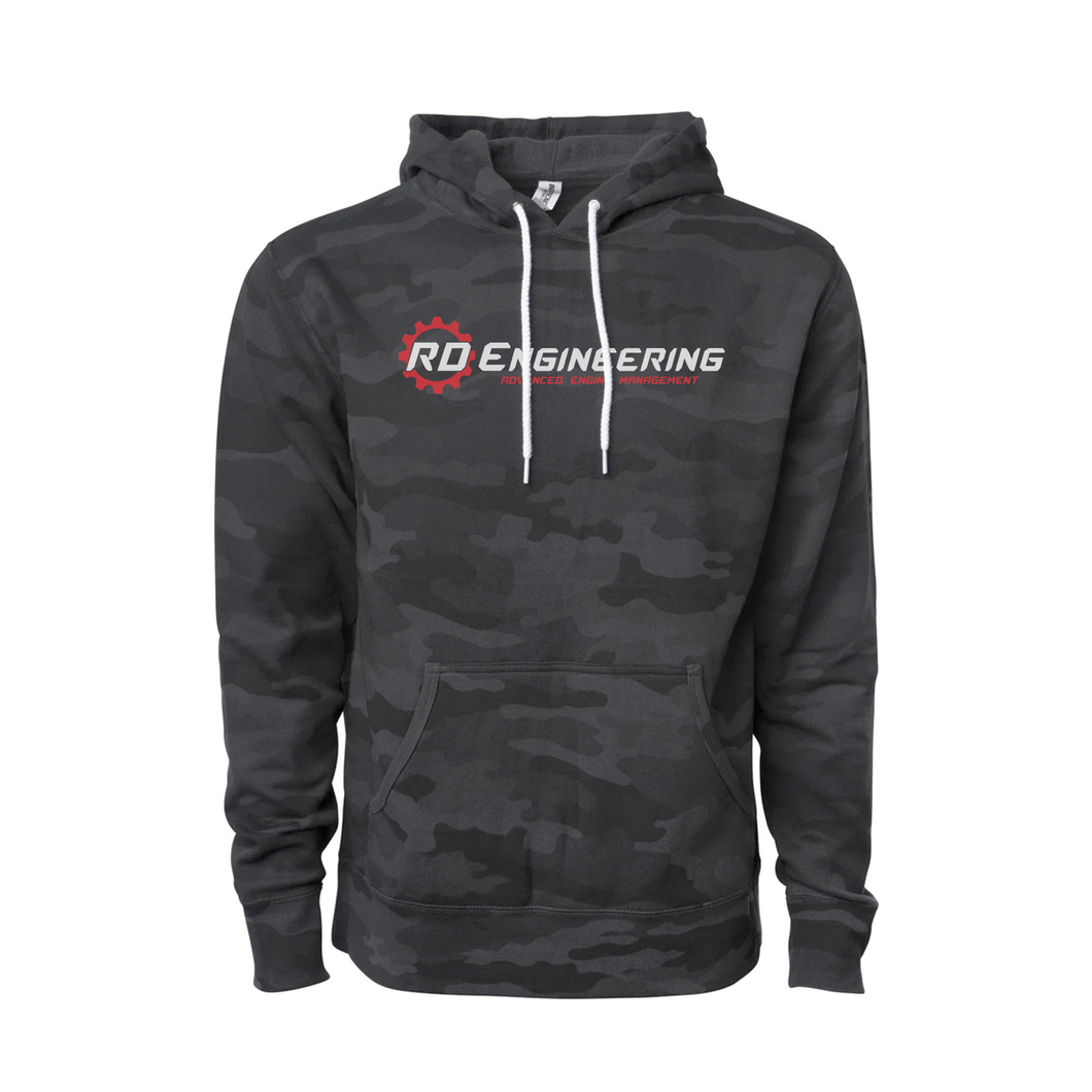 RD Engineering Pullover Hoodie - Camo