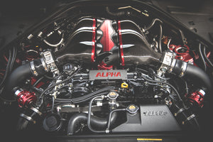 Alpha 14x R35 GTR Turbo Kit