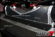 Load image into Gallery viewer, Alpha Performance R35 GT-R Race Front Mount Intercooler Upgrade