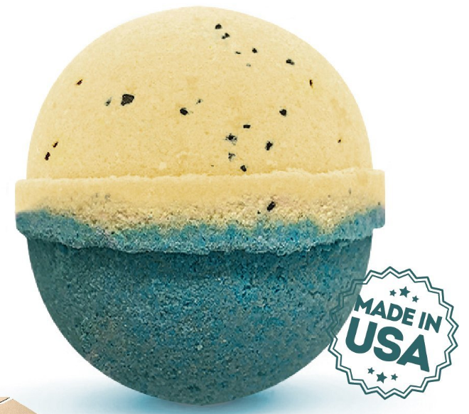 CBD Bath Bombs - Yo Grass - 5oz CBD Isolate (35 MG)
