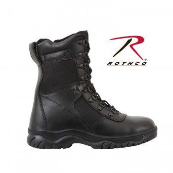 Rothco Forced Entry Tactical Boot With Side Zipper / 8