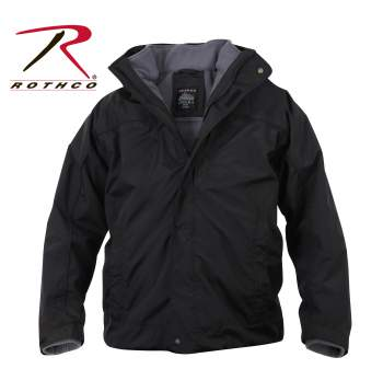 Rothco All Weather 3 In 1 Jacket