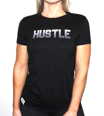 REFLECTIVE HUSTLE TEE