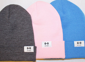 WHITE LABELED BEANIES