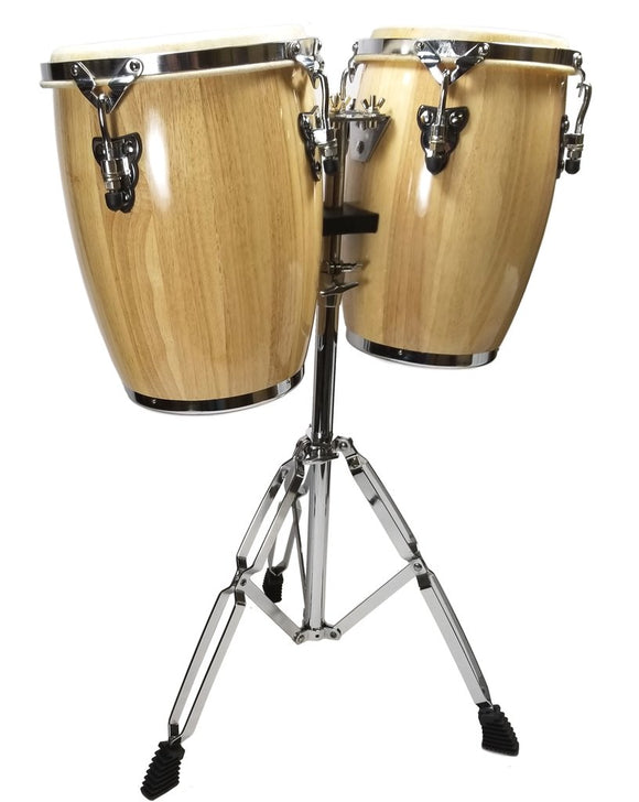 SS-Colored Congas with professional grade stand