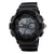 Digital Quartz Dual Movt Sports Watch