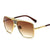 Outdoor Fashion Retro Men's Sunglasses