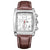 Male Quartz Watch Rectangle Dial