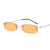 Frameless Fashion Ultra Light Small Frame Sunglasses