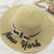 Foldable Beach Straw Hats For Women