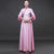 Classical Purple  Chinese Traditional Lady Dress