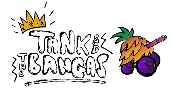 Tank and the Bangas logo