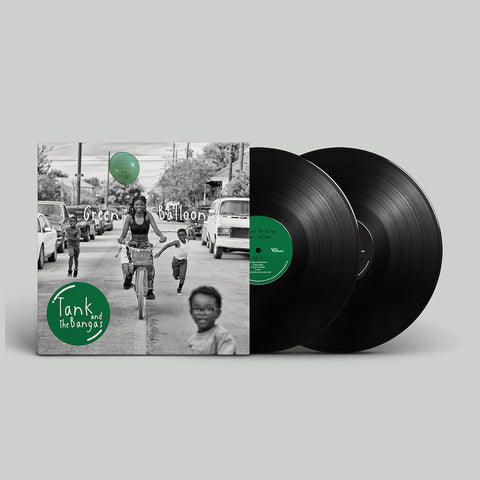 Autographed Green Balloon Vinyl + Digital Album