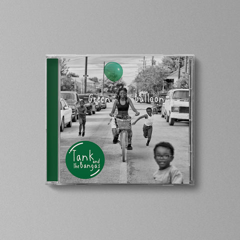 Autographed Green Balloon CD + Digital Album