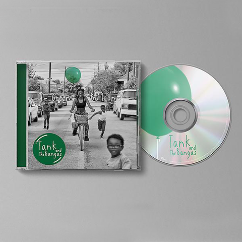 Green Balloon CD + Digital Album