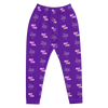 Tank and the Bangas Dark Purple Sweatpants