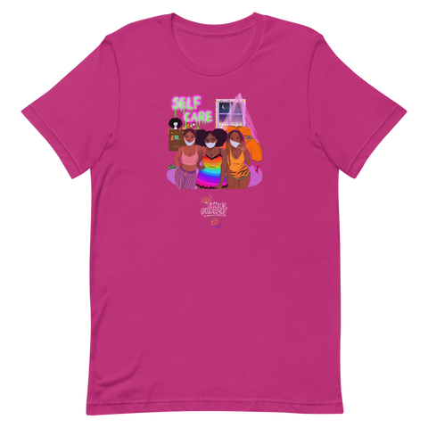 Self Care Pink T-Shirt