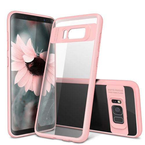Shockproof Crystal Clear For Samsung Galaxy