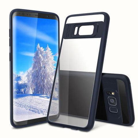 Image of Shockproof Crystal Clear For Samsung Galaxy