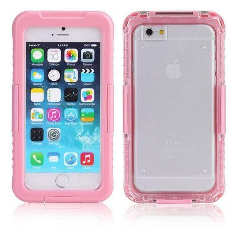 Image of Waterproof Dirt Shockproof Case Full Cover For iPhone