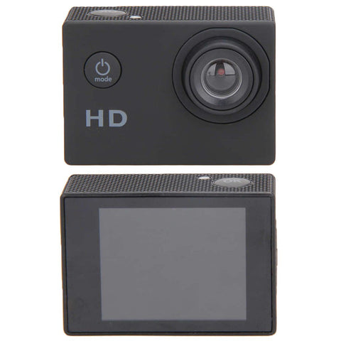 Outdoor Underwater Full HD Action Camera