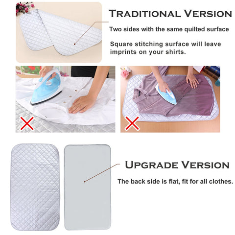 Image of Portable Heat Resistant Ironing Pad