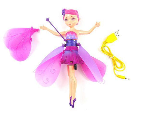 Image of The Flying Pixie
