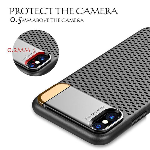 Image of Ultra Slim Breathable Case for iPhone X