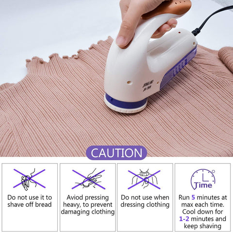 Image of Portable Electric Lint Remover