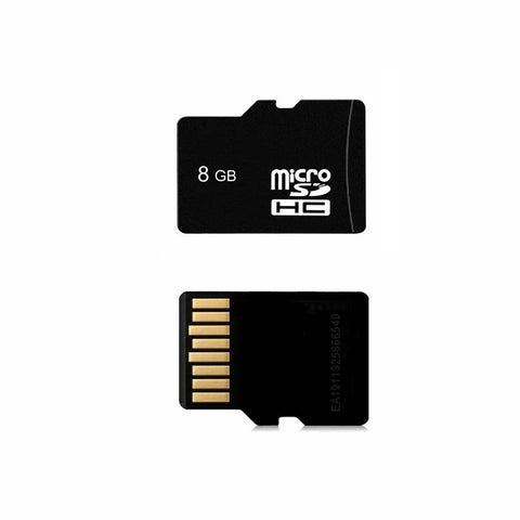 HC Class Micro SD Flash Memory Card