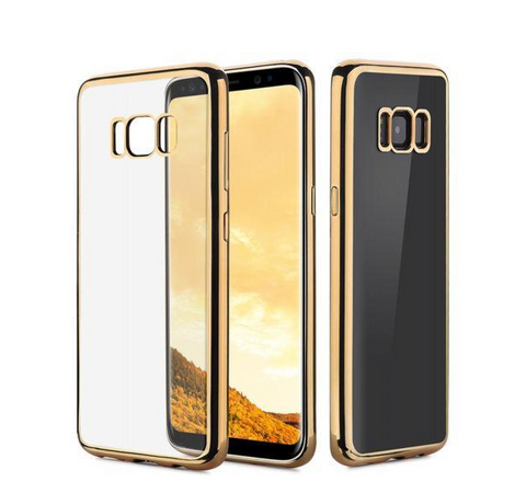 Image of Luxury Ultra Thin Clear Soft TPU Case  For Samsung Galaxy