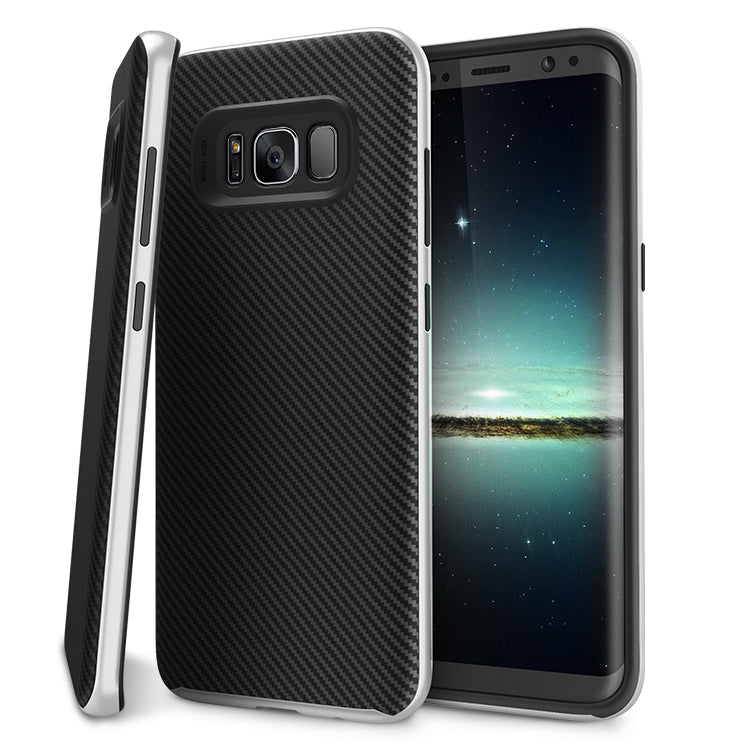 Shockproof Hard Soft Rubber TPU Case For Samsung Galaxy
