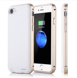3000mAh External Battery Power Charger Case For iPhone
