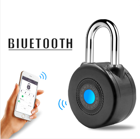 Image of NEWEST BLUETOOTH SMART LOCK WITH APP CONTROL