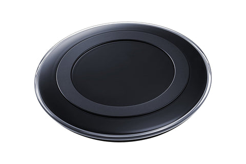 Image of Wireless Charger Pad for Samsung BLACK