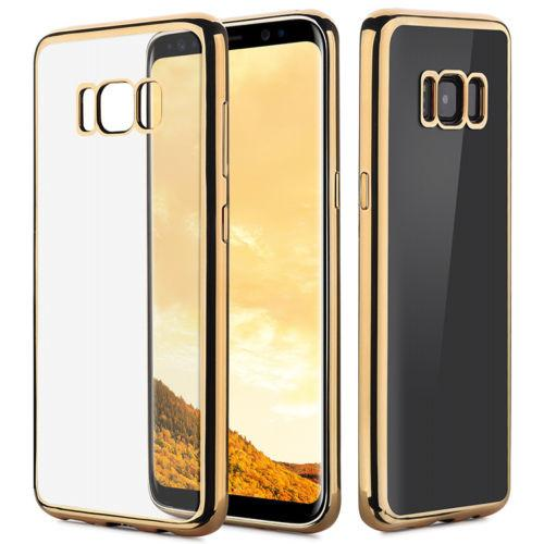 Luxury Ultra Thin Clear Soft TPU Case  For Samsung Galaxy
