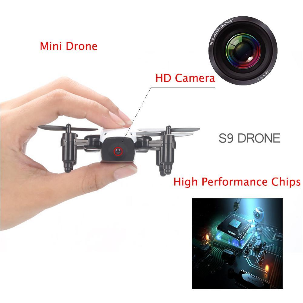 Revolutionary Mini Selfie Drone