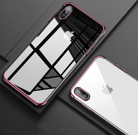 Image of 2018 Premium Clear iPhone Case (Available for iPhone XS/XR/XS Max)