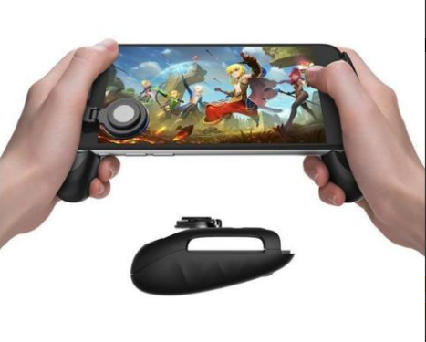 MOBA Controller for Android & iPhone ( Rules of Survival, Mobile Legends, Etc )