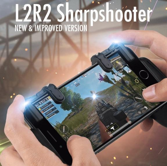L2R2 Sharpshooter for Shooting Game Phones