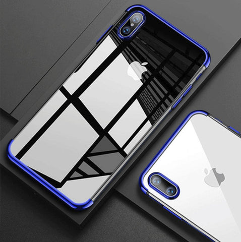 Premium Clear iPhone Case (Available for iPhone XS/XR/XS Max)