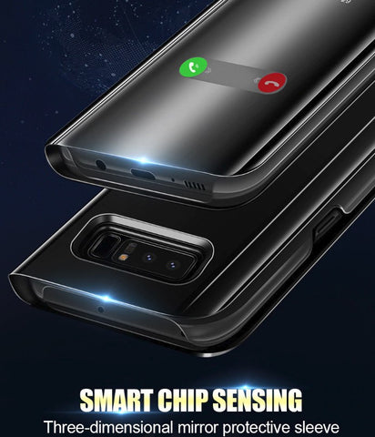 Image of Smart View Case for Samsung Galaxy